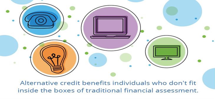 What is alternative credit data and how can you use it?