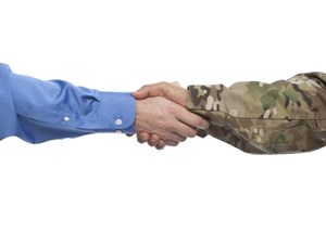 Debt collection charity helps veterans settle accounts