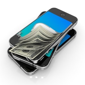 Big companies invest in mobile payments