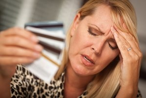 Those with bad credit may feel invisible