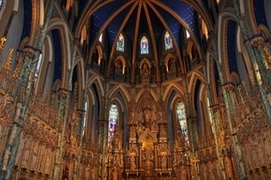 When church meets state: The involvement of religion in the lending market