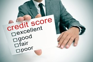 Where are credit scores highest and lowest?