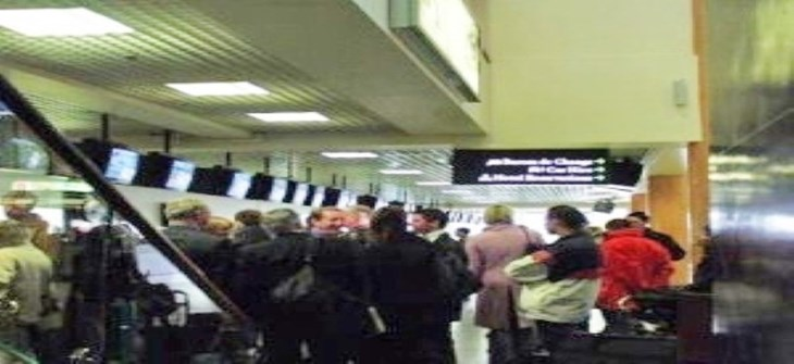 Government background screening for faster airport security lines garners support