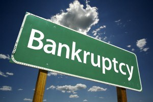 Alabama county bankruptcy underway