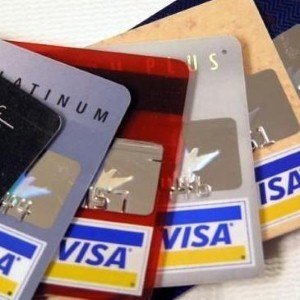 Credit card debt has fallen by 10 percent since January