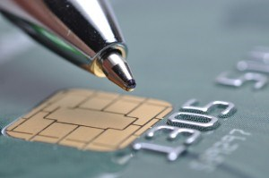 Electronic EMV chip debit and credit cards may be more secure