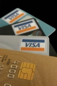 August credit card activity a mixed bag