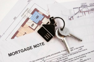 Mortgage defaults down from a year ago