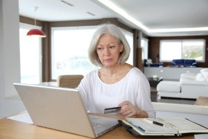 Online shopping surging in popularity