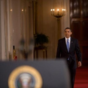 President Obama addresses outsourcing and local business concerns